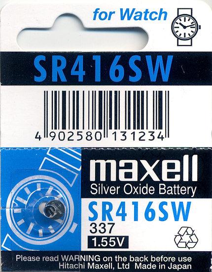 Maxell SR416W (337)