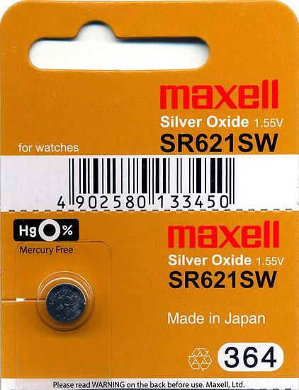 Maxell SR621SW (364)
