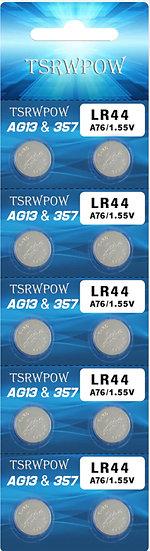 LR44 / AG13 Alkaline Batteries