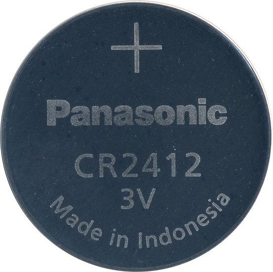 Panasonic CR2412 Lithium coin battery