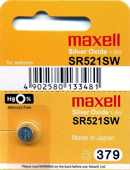 Maxell SR521SW (379)