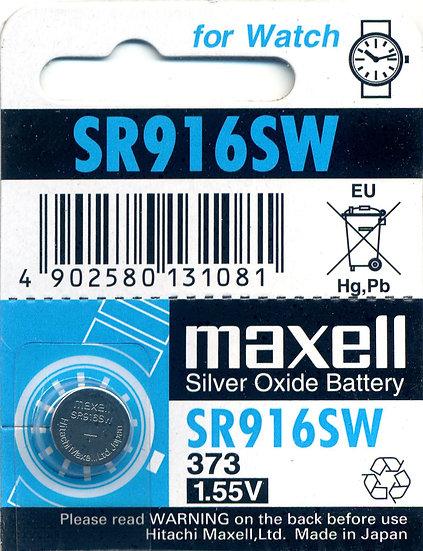 Maxell SR916SW (373)