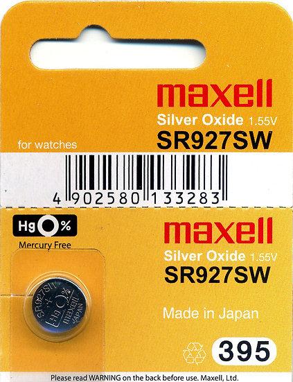Maxell SR927SW (395)