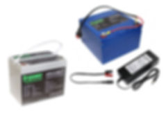 Golf and Mobility Scooter batteries | Ozbatteries Australia