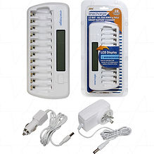 Eneloop Battery Charger without batteries