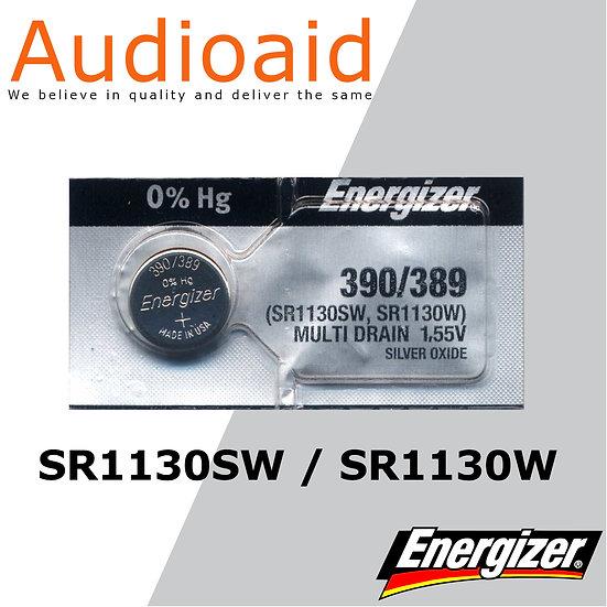 Energizer SR1130SW/W SR Batteries Mercury Free