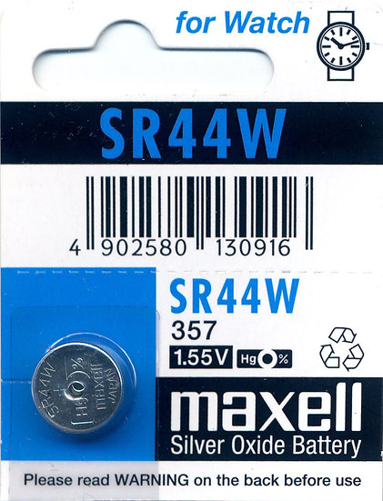 Maxell SR44W (357/303)