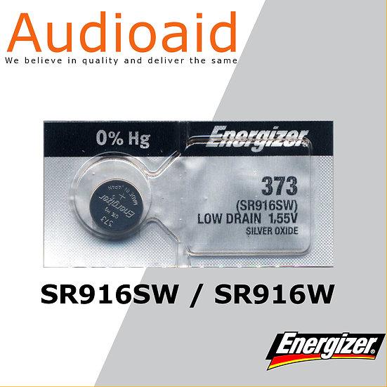 Energizer SR916SW/W SR Batteries Mercury Free