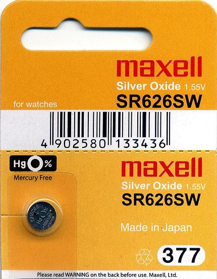 Maxell SR626SW (377)