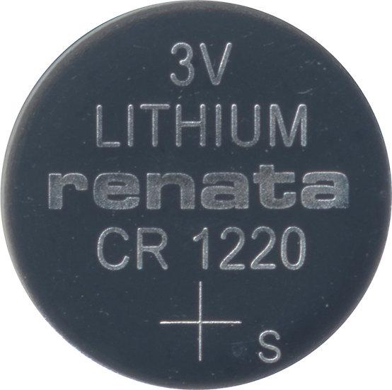 Renata CR1220 Lithium Coin Battery