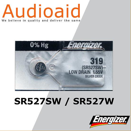 Energizer SR527SW/W SR Batteries Mercury Free