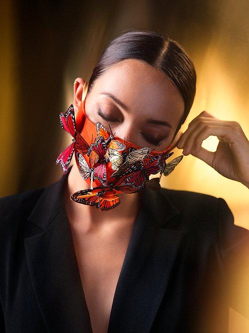 Mariposa Mask