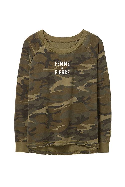 Femme & Fierce Sweatshirt