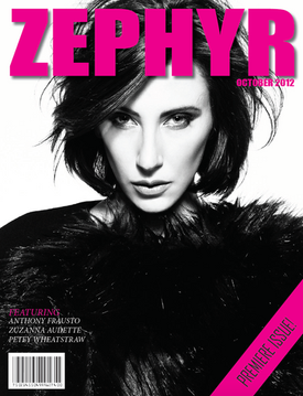Zephyr Magazine Editorial