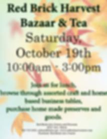 Harvest bazaar poster 2019.png