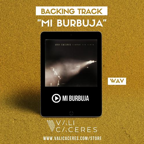 Mi Burbuja - Backing track
