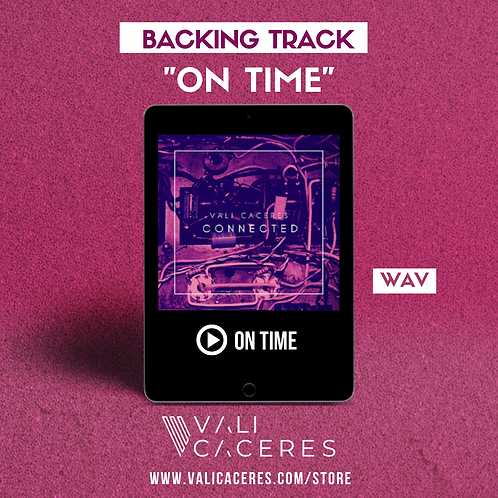 On Time - Backing track