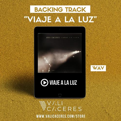 Viaje a la Luz - Backing track