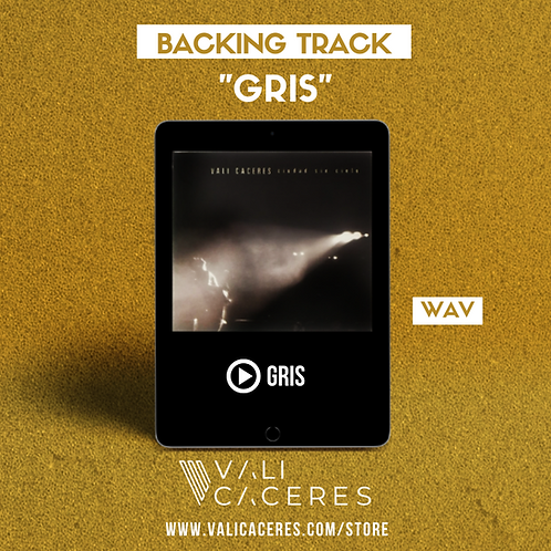 Gris - Backing track