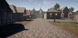 Ebonholde Castle