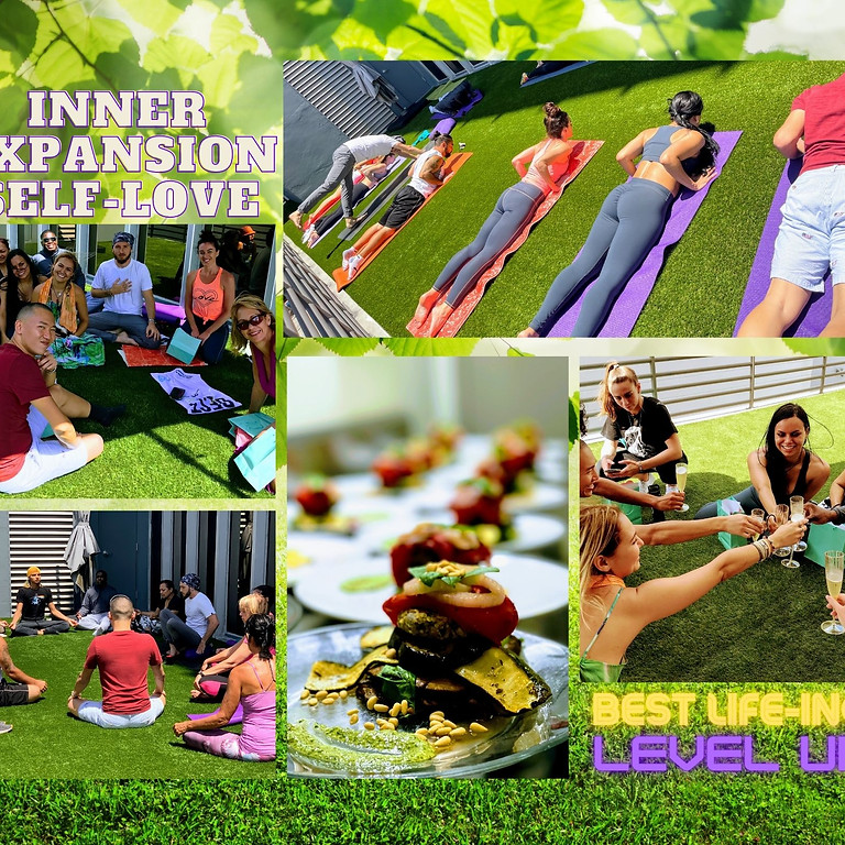 Self-Love/Inner-Expansion Session Miami Beach