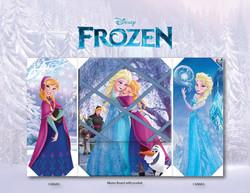 Disney Frozen Licensed wall decor