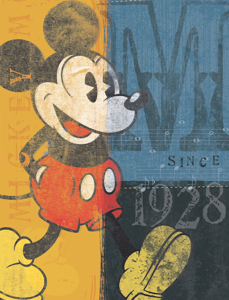 Disney Mickey Mouse for CPG
