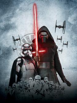 """Star Wars """"The Last Jedi"""" Key Art"""
