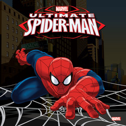 Marvel Spiderman Graphic Design CPG