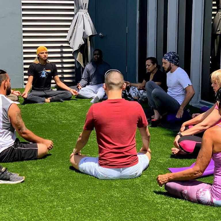 Virtual Energy Healing & Meditation