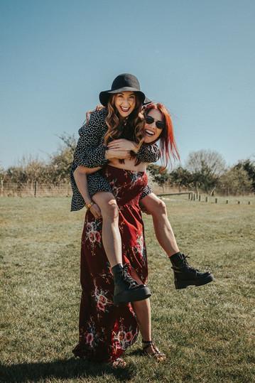 Sarah Carmody Photography Girls Go Glamp