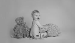 Baby Photos 7 months Hants