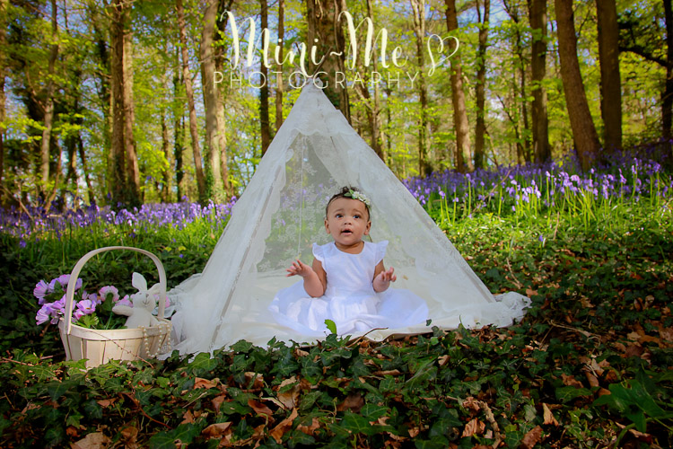 Outdoor baby photographer portsmouth