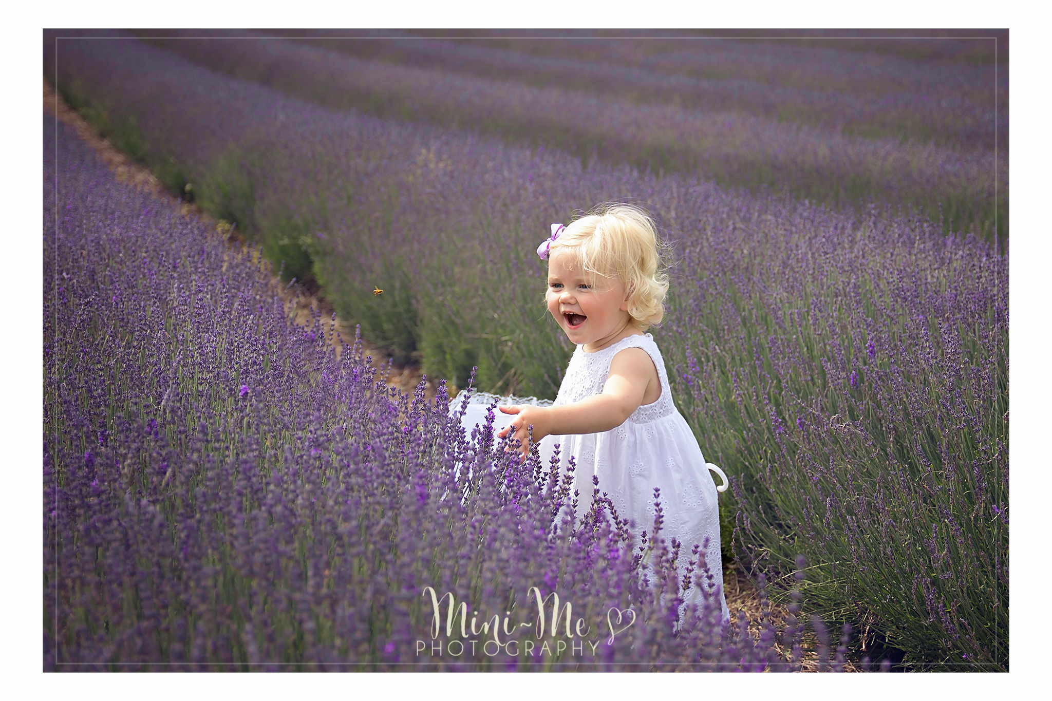Outdoor Childrens Photographer Hants