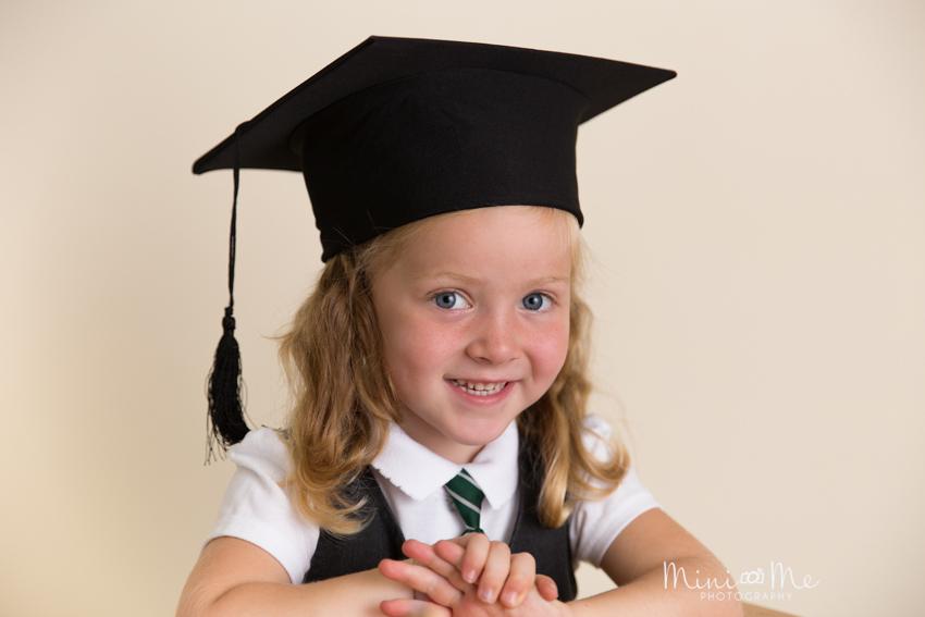School Starter Photoshoot Fareham