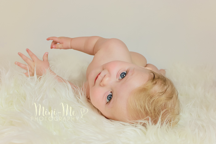 Baby Photography 7 months