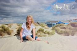Beach Photoshoot Southsea