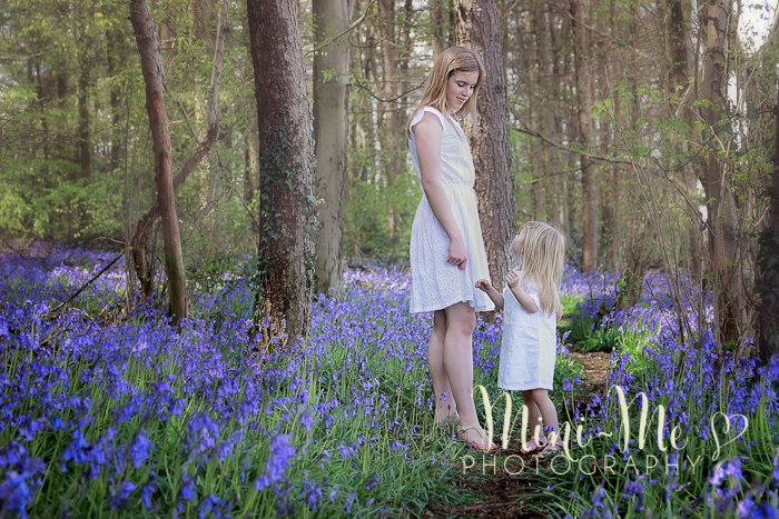 Bluebells Photoshoot Portsmouth