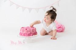 Cake smash Hayling