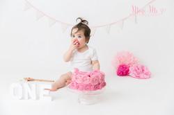 Cake smash Southsea