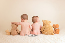 Twins Baby Photo shoot Portsmouth