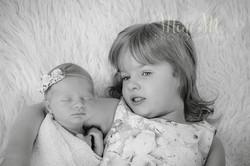 Newborn sisters Portsmouth