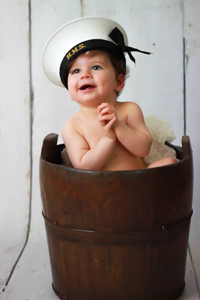 Baby Naval Photography