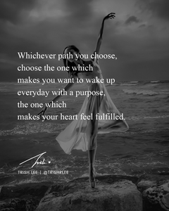 Follow The Desires Of Your Heart