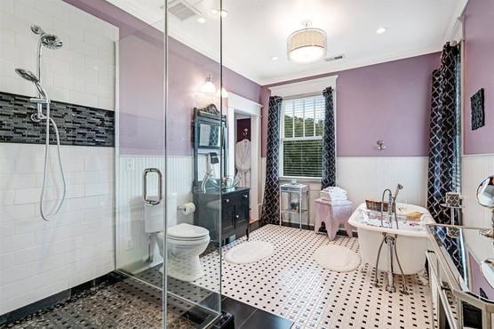 Emily Dickinson Bathroom