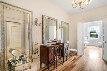 Bridal Suite Makeup Room