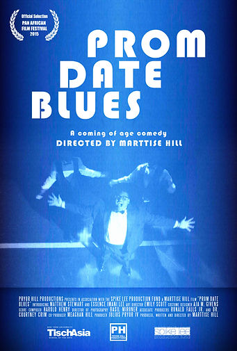 Prom Date Blues Short Film Movie Poster