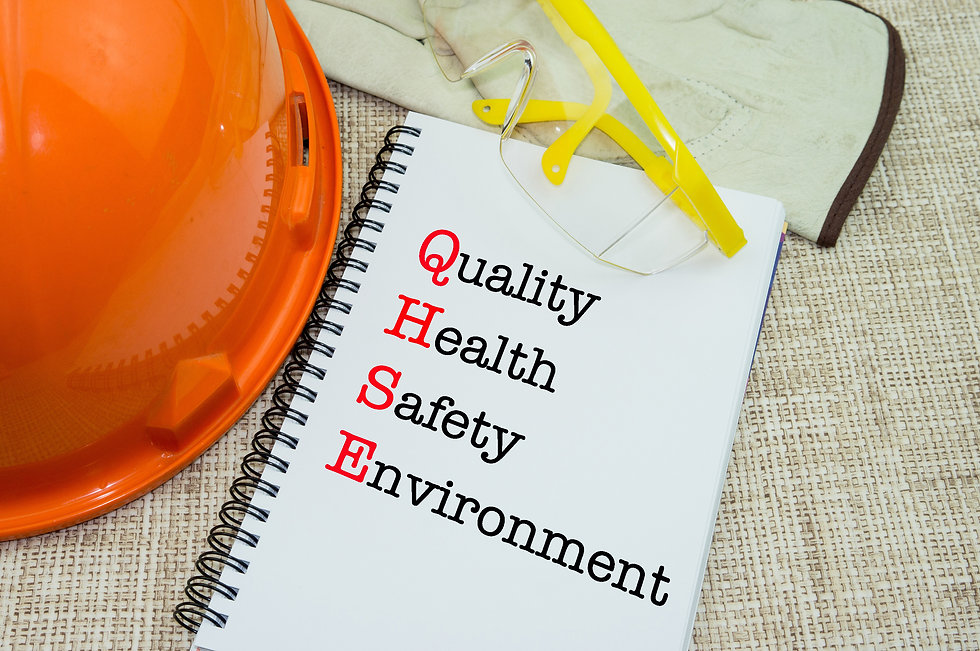 Work Place Safety and Health at Workplac