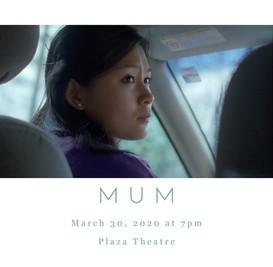 Mina in 'Mum'