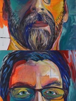 Self-Portrait (rearranged)